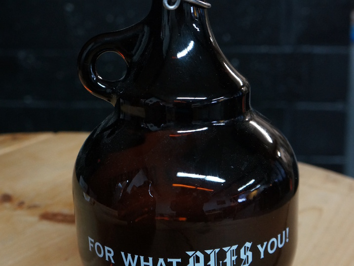 Pella Growler